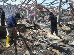 Cerita Pedagang yang Kiosnya Terbakar Pertama Kali di Pasar Kaliwungu