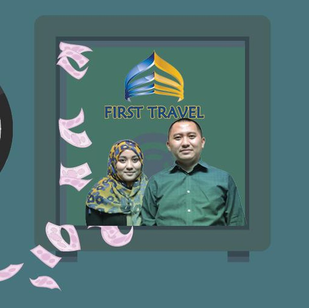 Polri: Nama Artis Dimanfaatkan First Travel untuk Tarik Jemaah