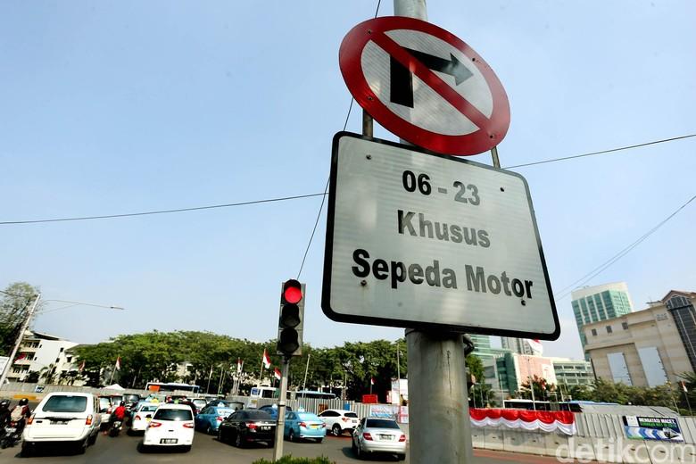 Motor Dilarang Melintas di Jalan Protokol, Kawasaki Pasrah