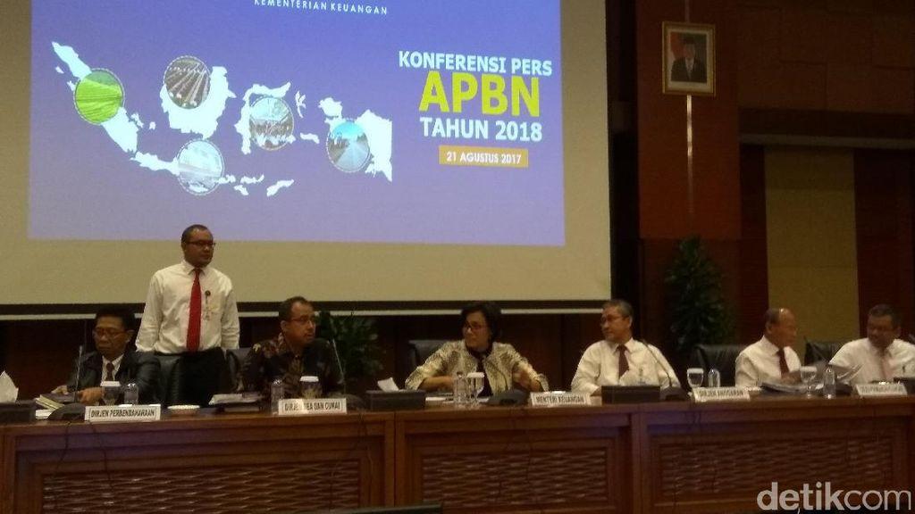 Sri Mulyani Siapkan Rp 369 Triliun untuk Kebutuhan PNS