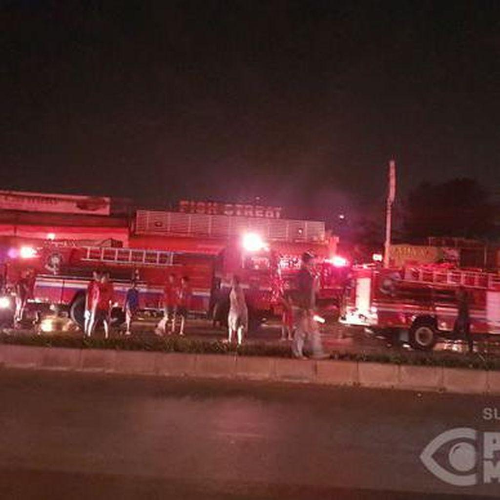Kebakaran Restoran di Depok Karena Kebocoran Tabung Gas Melon