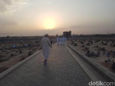 Foto: Inilah Sunrise Favorit Para Jemaah Haji
