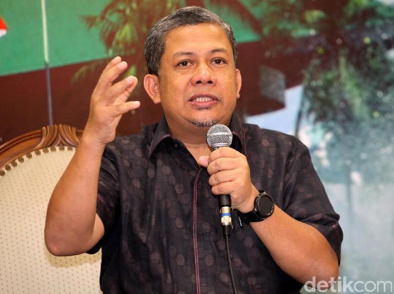 Jokowi Panaskan Mesin Kampanye, Fahri: Kandidat yang Lain Mana?