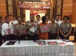 Polisi: Ringgo Hina Jokowi dan Kapolri di FB Pakai Wifi Ilegal