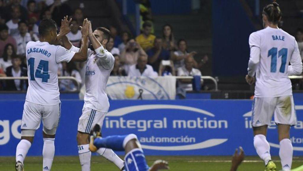 Madrid Start dengan Kemenangan, Bale Tampil Menawan