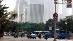 Larangan Sepeda Motor di Jalan Protokol, Yamaha: Efeknya Kecil