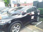 OTT Panitera, Ini Honda HR-V yang Disegel KPK di PN Jaksel