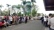 Polisi akan Tindak Tegas Sopir Angkot yang Sweeping di Palembang