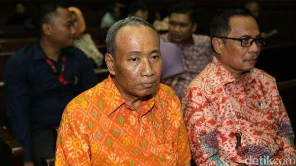Irman-Sugiharto Kompak Sebut Andi Narogong Setor Duit ke Novanto