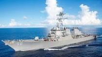 Kapal Militer AS Tabrakan dengan Kapal Tanker, 10 Pelaut Hilang