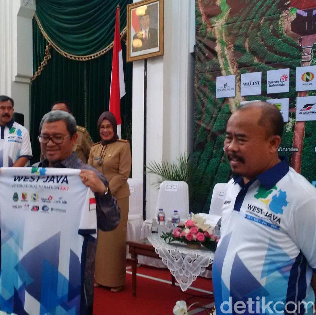 Pemprov Jabar Gelar <i>West Java Eco Marathon</i> Oktober 2017