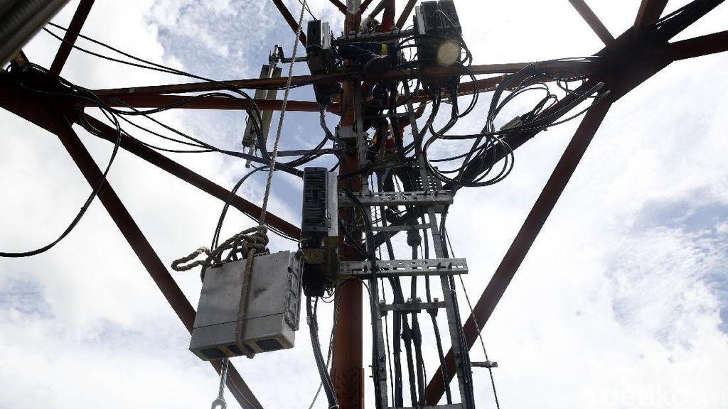 Hore, Bulan Depan Sinyal di Pulau Terluar RI Ini Bisa 4G