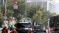 Kadishub: Pelarangan Motor Hanya di Sudirman, Rasuna Said Belum
