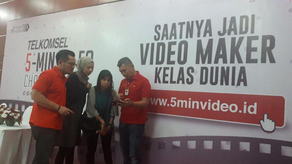 Buktikan Kualitas Film Pendekmu Lewat The 5-Min Video Challenge.