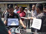 Polres Temanggung Gelar Rekonstruksi Penganiayaan oleh Suporter Bola