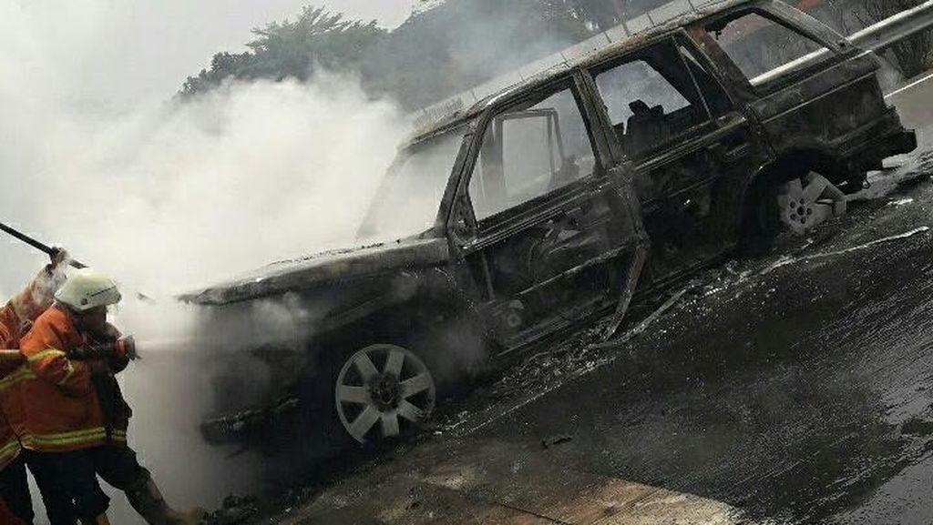 Cegah Mobil Terbakar, Perhatikan Ini