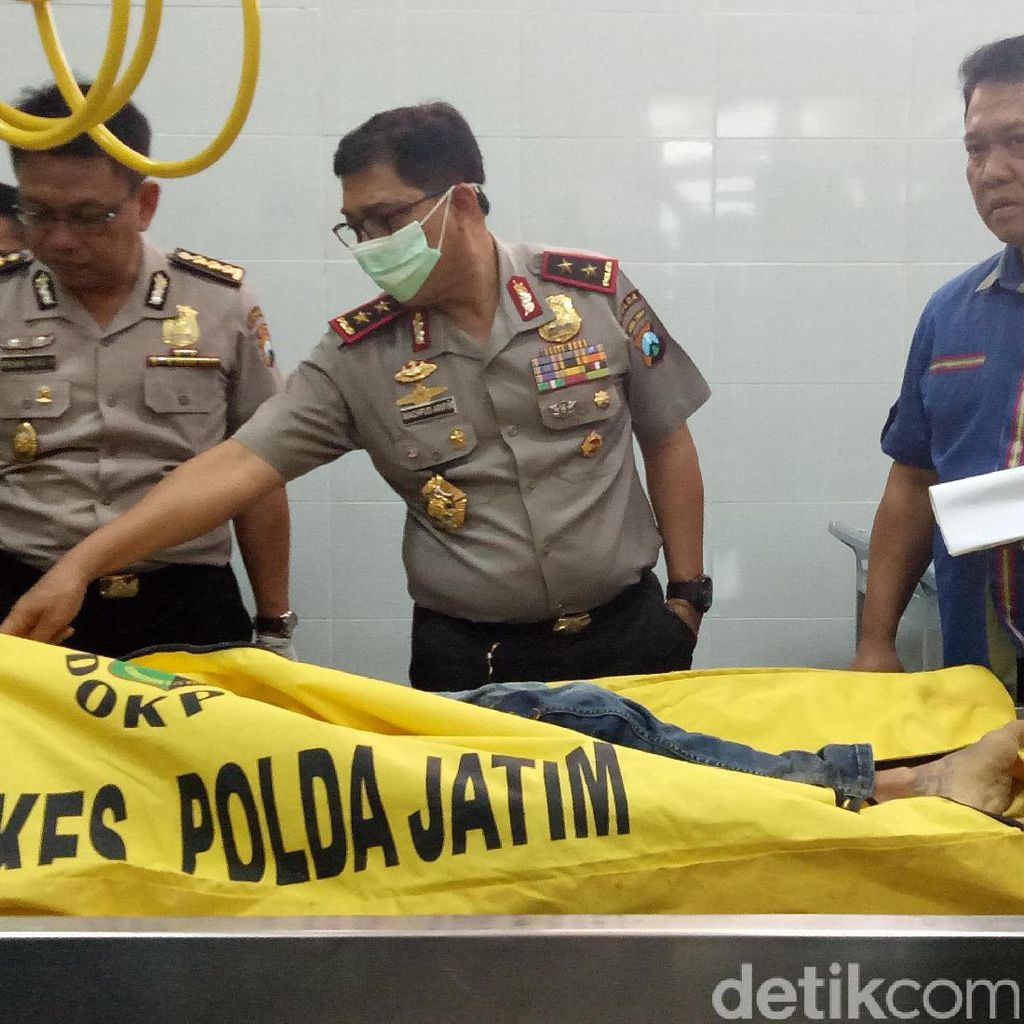 Kurir 5 Kg Sabu dari Jakarta Ditembak Mati