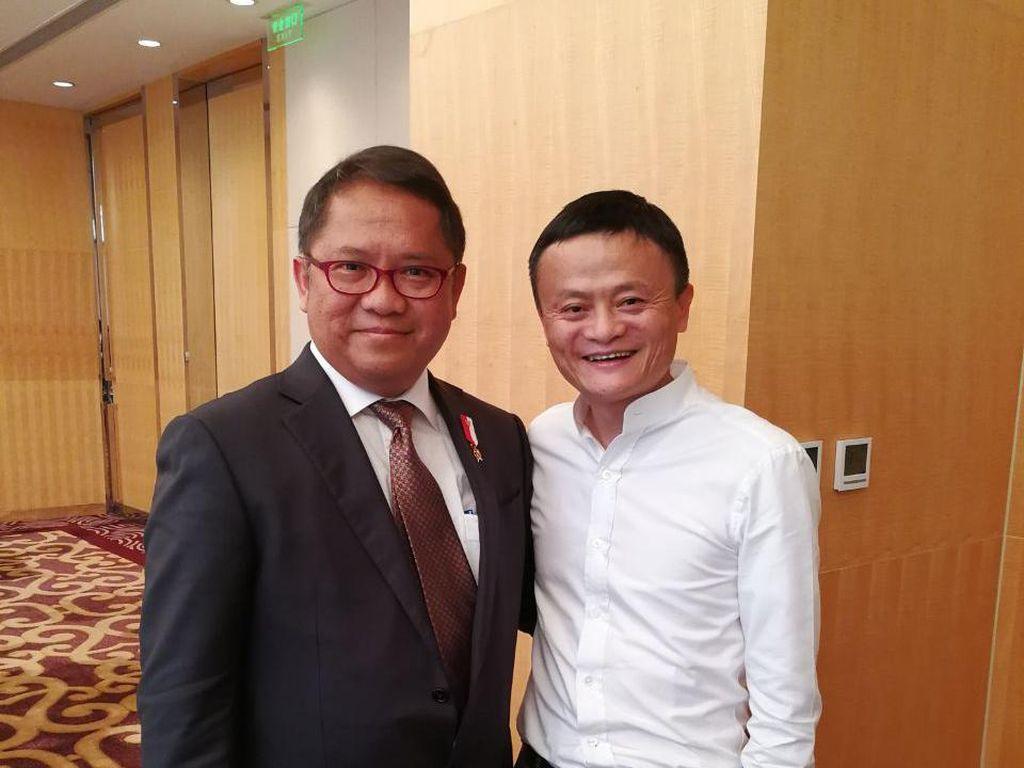 Diminta Jadi Penasihat e-Commerce Indonesia, Ini Kata Jack Ma
