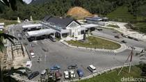 Megah! Beranda Terdepan Indonesia yang Berbatasan dengan Malaysia