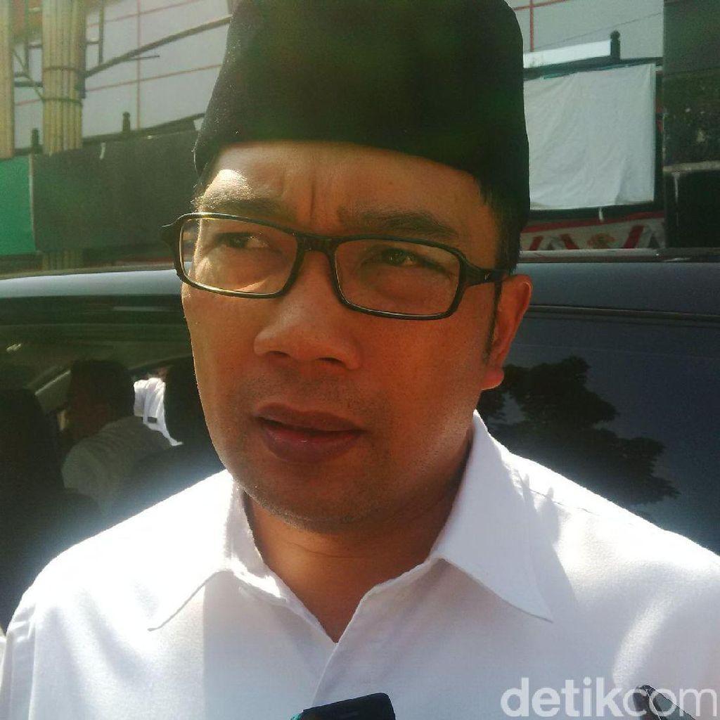 Ridwan Kamil Tunggu Kesediaan Bima Arya untuk Jadi Wakilnya