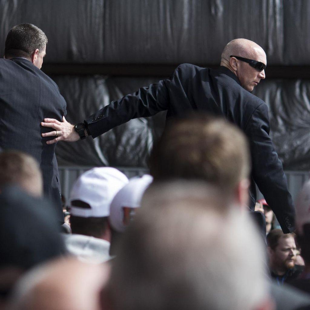 Video Aksi Secret Service yang Terancam Tak Terima Digaji