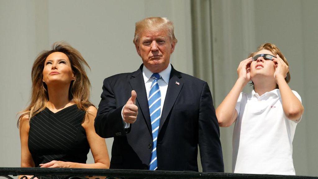 Trump Bikin Geger Lagi