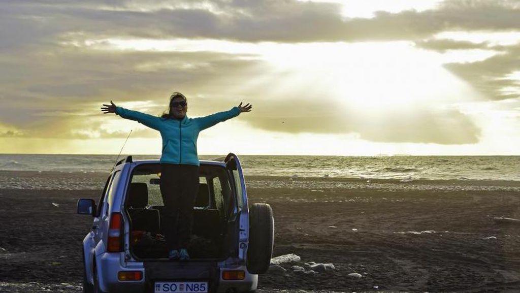 Cerita Traveler Soal SIM A Indonesia Berlaku di Islandia