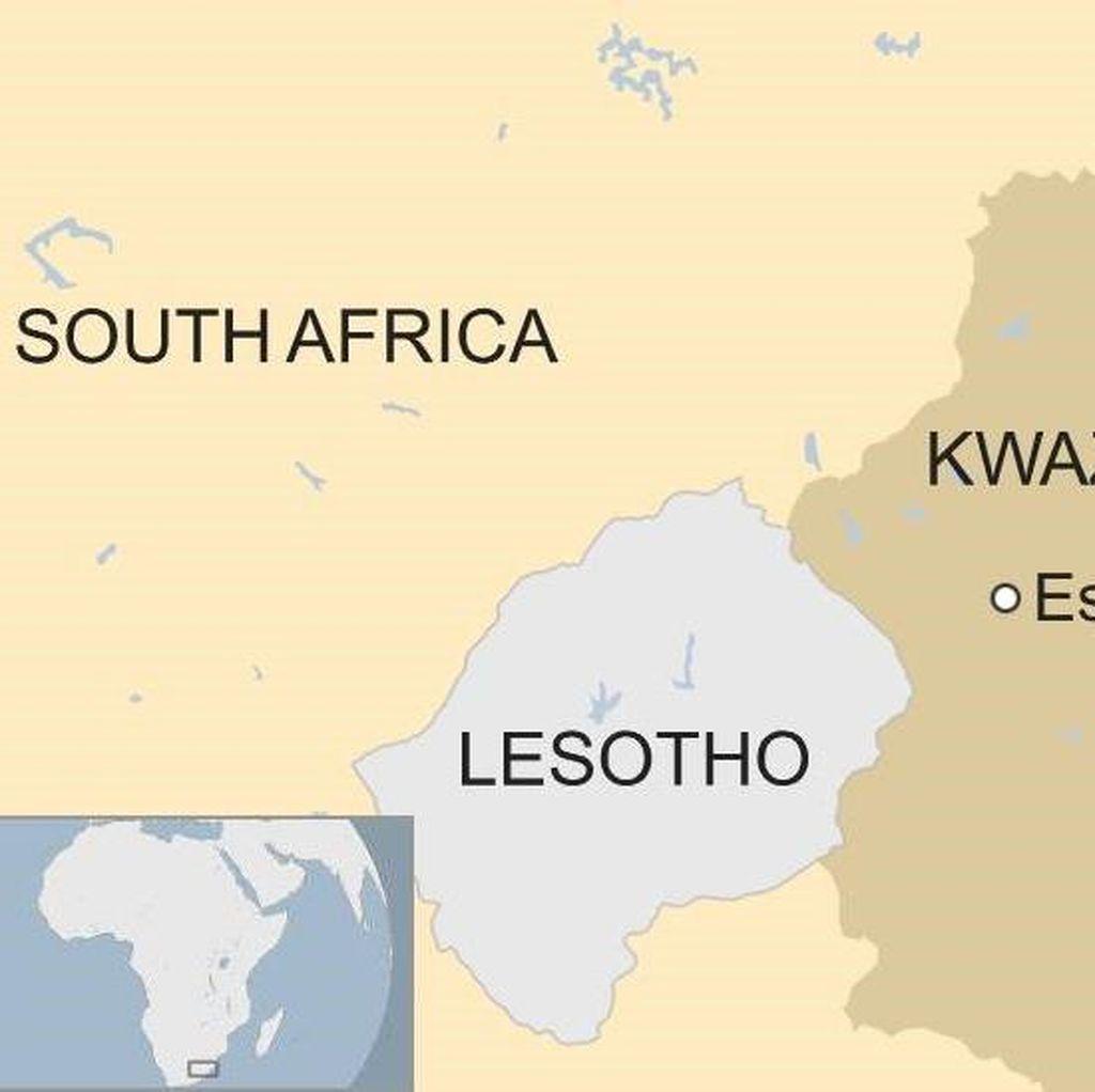 Didakwa Makan Daging Manusia, 4 Pria Ditangkap di Afrika Selatan