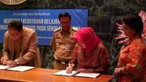 Djarot akan Bangun SLB di Tiap Kecamatan Jakarta