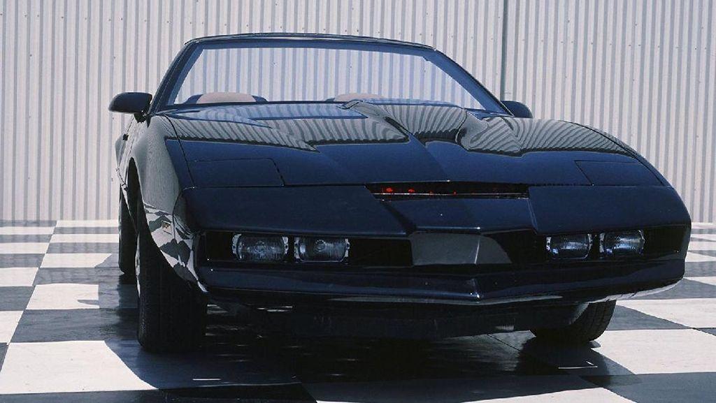 Dari Serial TV, Mobil Bicara Knight Rider di-Reboot ke Layar Lebar