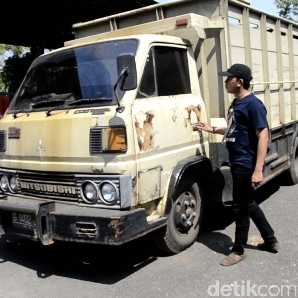 Polisi Tangkap Truk Angkut BBM Subsidi untuk Pabrik Teh