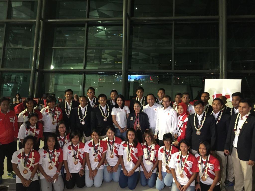 Usai Raih Dua Medali di SEA Games, Timnas Polo Air Segera Jalani TC untuk Asian Games