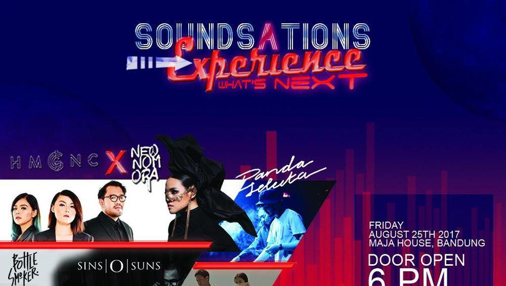 Akhir Pekan Ini, Soundsation Experience Whats Next Hadir Lagi