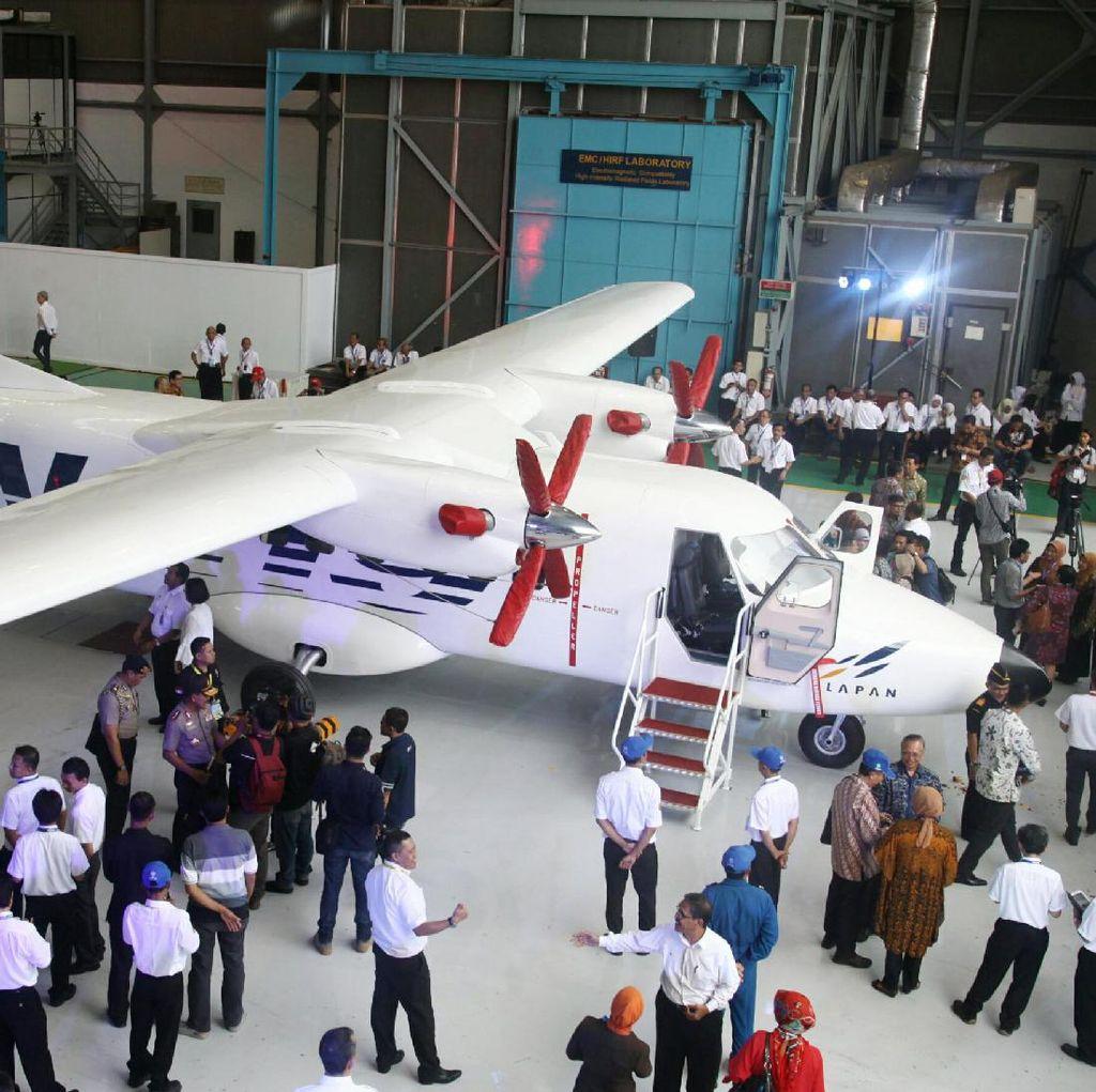 Perjalanan Panjang Pesawat N219 yang Akan Diproduksi Masal