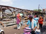 Ratusan Pedagang Pasar Pagi Kaliwungu akan Direlokasi Sementara
