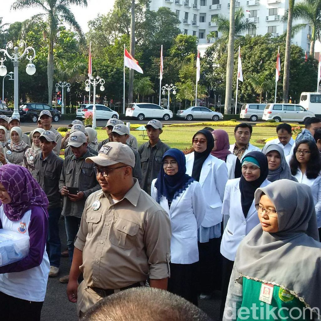 200 Petugas Pemeriksa Hewan Kurban Disebar ke Seluruh Wilayah Jabar