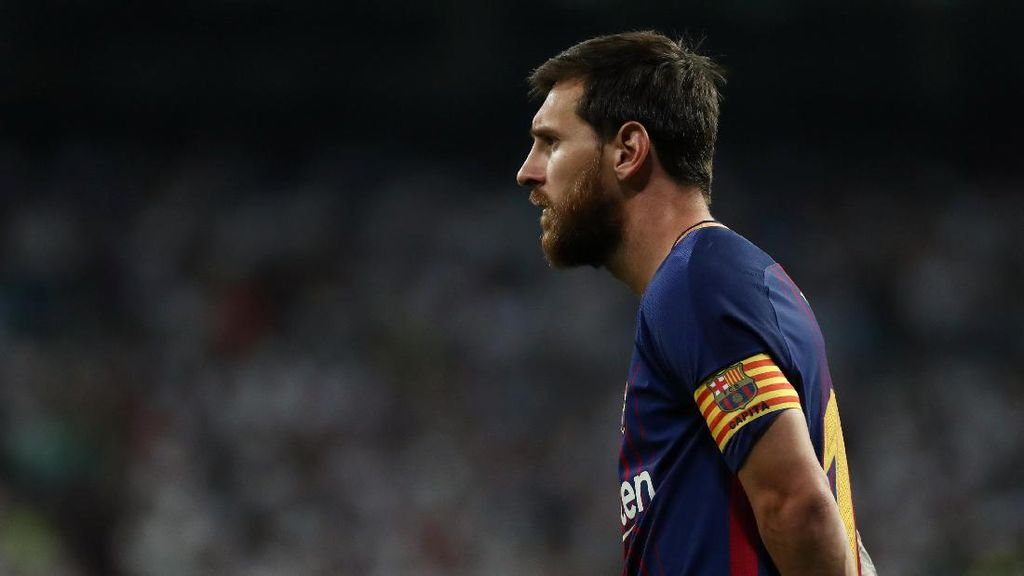 Rumor Rencana Pembelian Messi oleh City yang Bisa Mengguncang Bursa Transfer