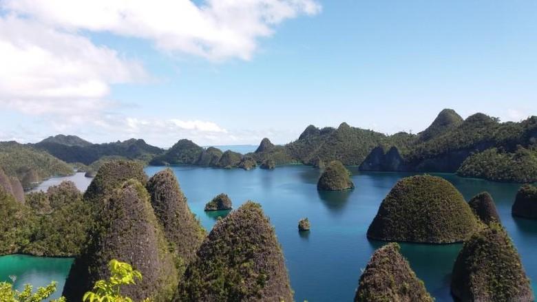 Pulau Wayag (basri bachtiar/dtraveler)