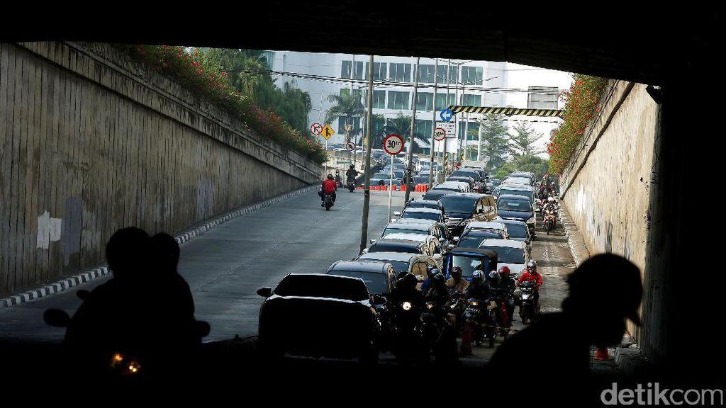 Pembangunan Underpass ke Bandara Ngurah Rai Habiskan Rp 209 M