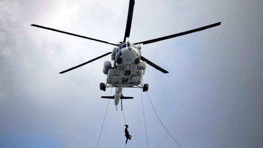 Korut: Latihan Militer AS-Korsel Bisa Menyulut Perang Nuklir