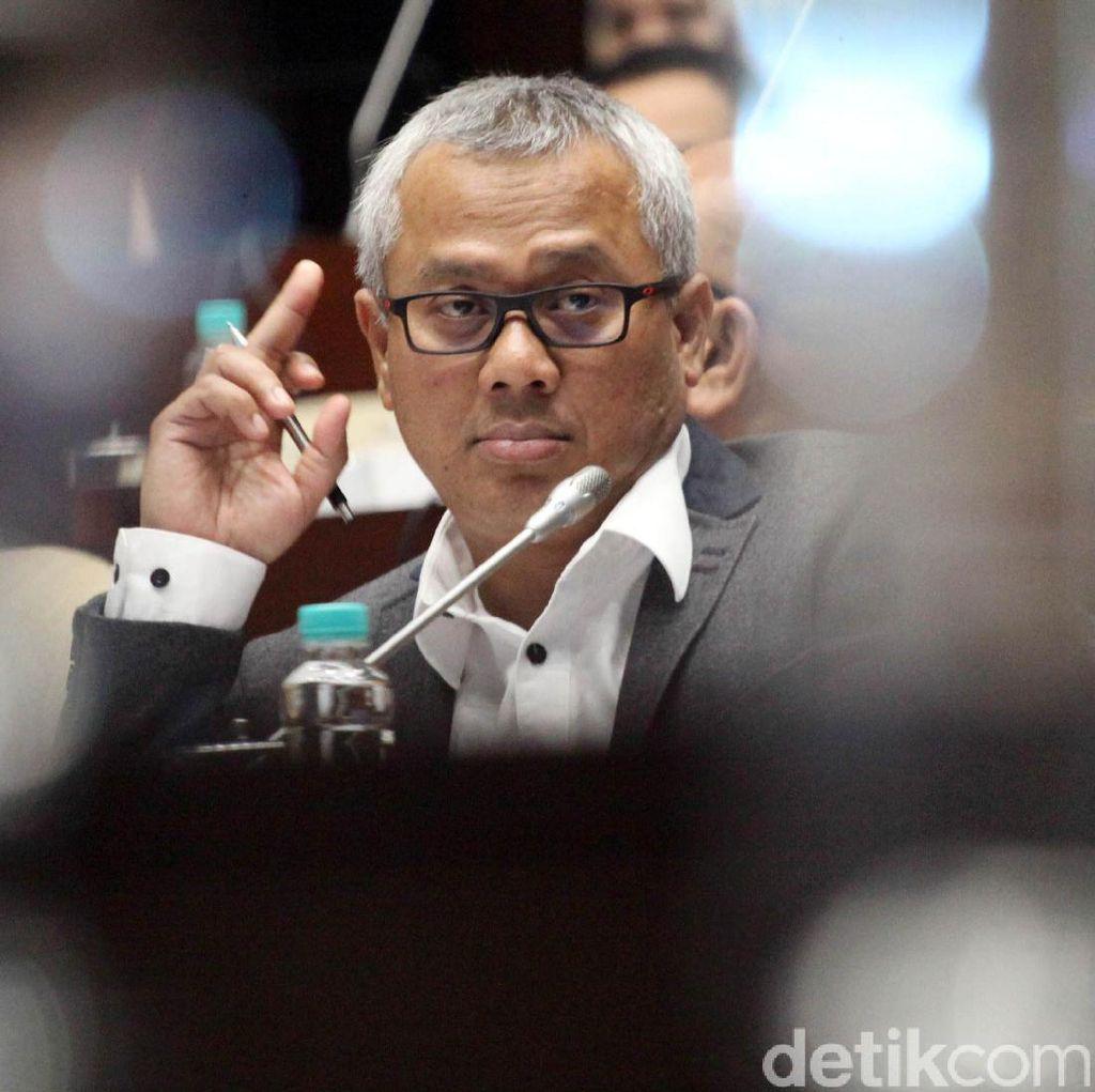 KPU-DPR Debat soal Sifat Rapat Pembahasan PKPU Pemilu 2019