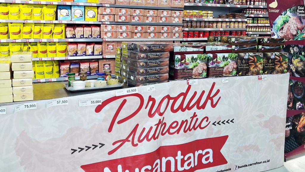 Tambahan Diskon 5% Produk Unggulan Nusantara di Transmart Carrefour