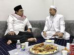 Kunker Haji, Fadli Zon Makan Nasi Kebuli Bareng Habib Rizieq
