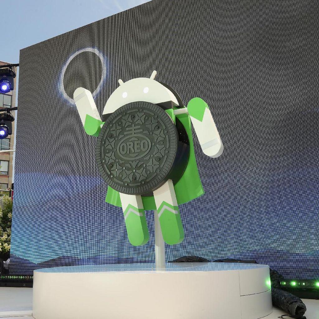 Daftar Ponsel yang Cicipi Manisnya Android Oreo