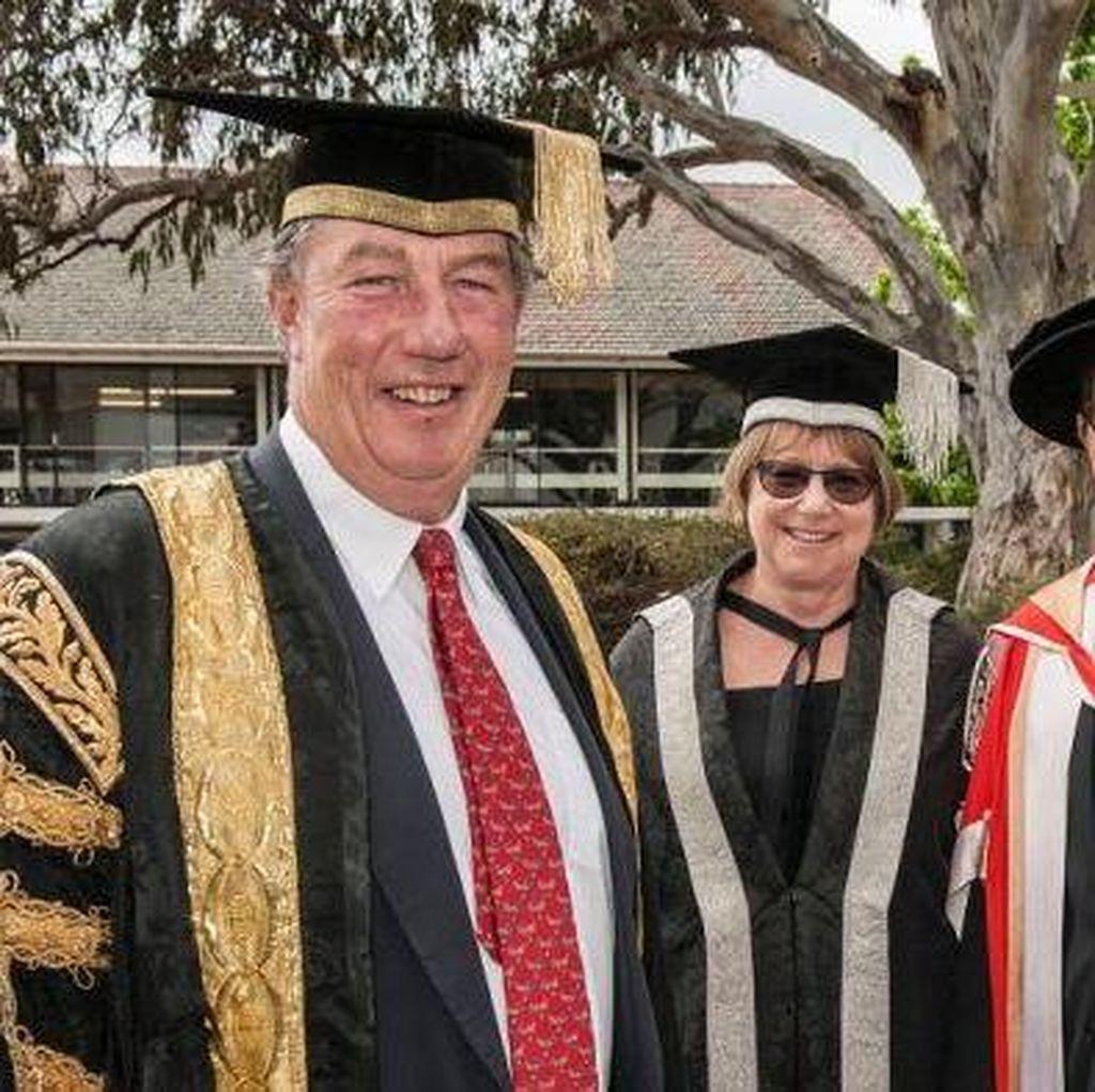Prof Ronny Noor Jadi Adjunct Professor di Universitas Australia