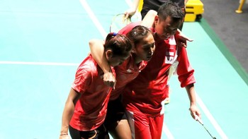 Derita Bulutangkis di SEA Games: Dikalahkan Malaysia, Rosyita Cedera Parah