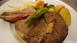 Lezatnya Roasted Beef dan Afternoon Tea Inggris Bisa Dinikmati di Jakarta