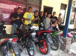 Bandit Jalanan di Lampung Selatan Dihadiahi Timah Panas