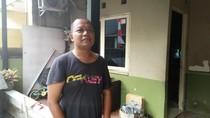 Foto: Sopir Taksi Online Penderita Stroke yang Tumbangkan Permenhub