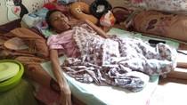 Lusia, Pengidap Kanker Payudara Kaget Dicerai Suaminya Lewat SMS